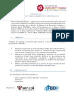 ConvocatoriaInventeConcursoDeInvencionesBolivia2018