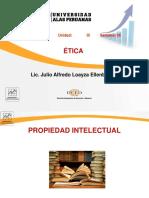 Semana 06- Propiedad Intelectual