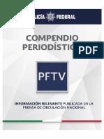 Compendio periodístico Policía Federal 15  10  2018