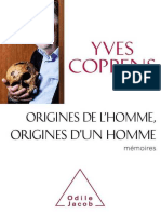 YvesCoppensOriginesdelHommeoriginesdunhomme