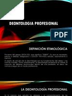 Deontolog Profesional