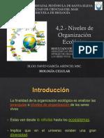 Niveles de Organización Ecológica (1)
