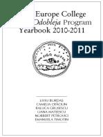 Anuar Odobleja 2010-2011