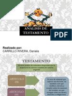 Análisis de Testamento.pptx