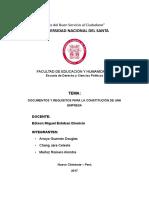 REQUISITOS Y DOCUMENTOS DE UNA EMPRESA.docx