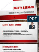 Presentación1 modelos y teorias de k barnard