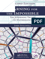 John Stillwell - Yearning for the Impossible