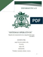 Intalacion de Nuevo Disco Duro en Sistemas Operativos
