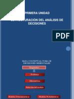 1. PRIMERA UNIDAD semana 1 ESTRUCTURACIÓN DEL ANÁLISIS DE DECISIONES.pptx