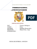 4to Informe - Equilibrio Biomecánico 5