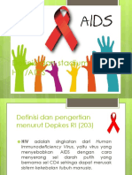 Definisi Dan Stadium HIV