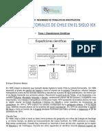 Resumen Consolidado Cambios Territoriales de Chile en El Siglo XIX