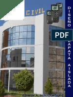 Análisis y diseño de Zapatas aisladas con HP50g  CivilGeeks.com.pdf