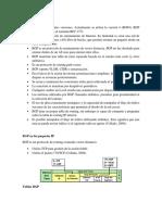 Características de BGP