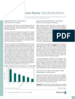 Agribusiness Private Equity the Fertile Sector December 2009