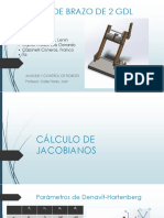 Calculo de Jacobiano