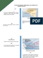 Diferendos limítrofes a través de la historia de Nicaragua.docx
