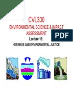 2015 Cvl300 Presentation 16 Environmenal Justice