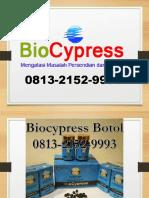 WA 0813-2152-9993 | Biocypress Botol  Tanah Laut