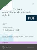 Uba_ffyl_p_2016_art_Seminario_Timbre y Composición en Música Del Siglo XX
