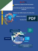 Glovalización Negocios Internacionales-Belkis -Ferrufino