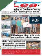 Periódico Lea Lunes 22 de Octubre Del 2018