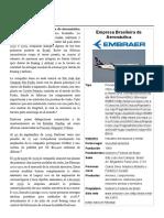 Embraer - Wikipedia, La Enciclopedia Libre