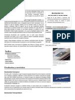 Bombardier - Wikipedia, La Enciclopedia Libre