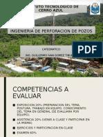 Clase i. Perf. de Pozos