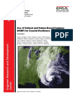 ERDC SR-15-1 Use of Natural and Nature-Based Features for Coastal Resilience