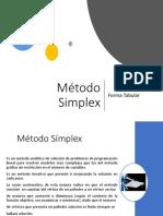 IO - 04 - Método Simplex