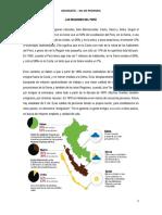 7. Las 8 Regiones Naturales Del Perú