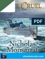 Mar Cruel - Nicholas Monsarrat
