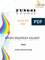Fungsi (Siti Yuliyati 18050118010018)