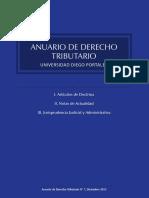 Anuario DT 2015