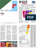 RSVP Newsletter 2010 08