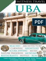 DK Eyewitness Travel Guide - Cuba by DK Publishing