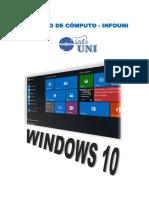 WINDOWS 10 V1.0
