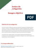 ESTUDIO de Imagen Objetivo 24.9.18