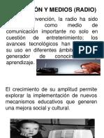 EDUCACIÓN Y MEDIOS (RADIO)