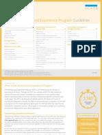 AXP Guidelines