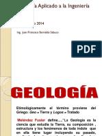 Geología Aplicado a La Ingenieria Civil