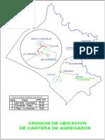 Plano de Ubicacion de Canteras-Model