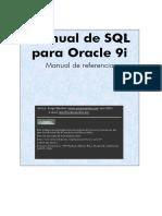 OracleSQL Admin