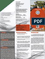 SFA Course Brochure