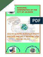 Solid Waste Management DPR