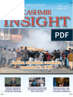 Kashmir Insight Oct 2018