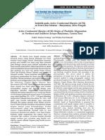 Magmatisme Tholeitik Pada Active Continental Margin (ACM)_JGSM