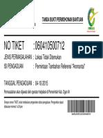 Ihsan Tiket