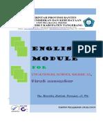 Modul Bahasa Inggris Kelas Xi Smt Ganjil PDF-compressed